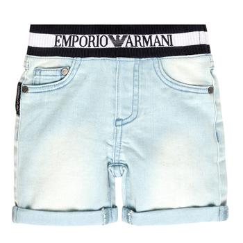 Kleidung Jungen Shorts / Bermudas Emporio Armani Ariel