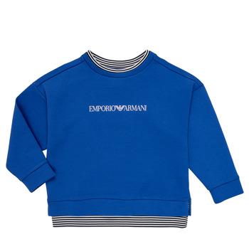Kleidung Jungen Sweatshirts Emporio Armani Aurèle Blau
