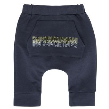 Abbigliamento Bambino Pantaloni da tuta Emporio Armani Avery