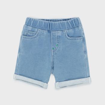 Vêtements Garçon Shorts / Bermudas Emporio Armani Aurélien Bleu