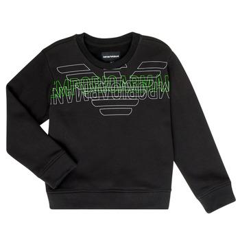 Kleidung Jungen Sweatshirts Emporio Armani Austin