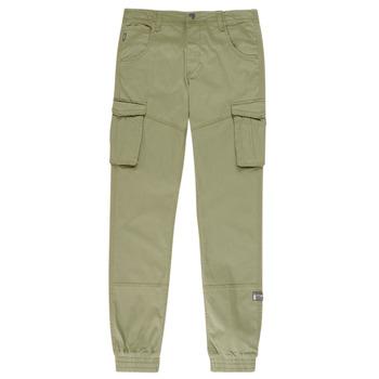 Vêtements Garçon Pantalons cargo Name it NITBAMGO Kaki