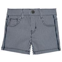 Vêtements Garçon Shorts / Bermudas Name it NKFSALLI Marine
