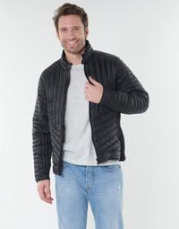 Vêtements Homme Blousons Schott HAMILTON19 Noir