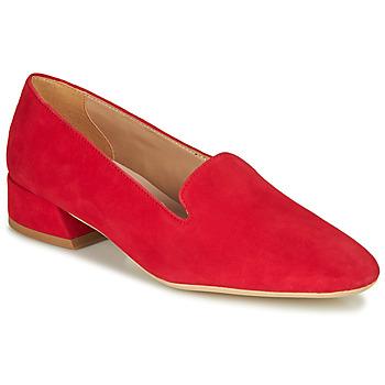 Chaussures Femme Mocassins André JUBBA Rouge