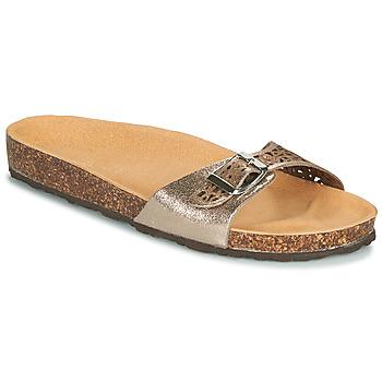 Chaussures Femme Sandales et Nu-pieds André BRIONI Or