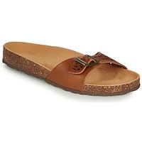 Chaussures Femme Sandales et Nu-pieds André BRIONI Camel