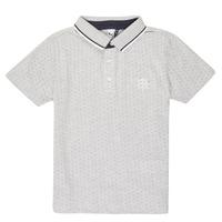 Kleidung Jungen Polohemden 3 Pommes MADYSON Marineblau