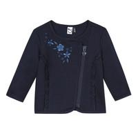 Kleidung Mädchen Strickjacken 3 Pommes TEVAI Blau