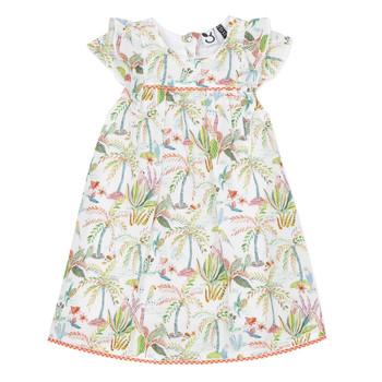 Kleidung Mädchen Kurze Kleider 3 Pommes SANDRINE Weiß