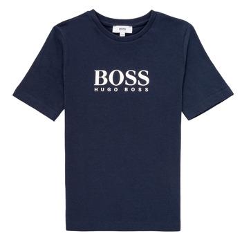 Abbigliamento Bambino T-shirt maniche corte BOSS MARIA