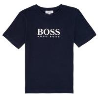 Kleidung Jungen T-Shirts BOSS PILIO