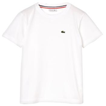Abbigliamento Bambino T-shirt maniche corte Lacoste ALIZE