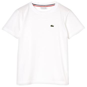 Abbigliamento Bambino T-shirt maniche corte Lacoste APAULINE