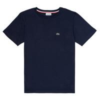 Kleidung Jungen T-Shirts Lacoste KETLEEN