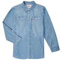 Abbigliamento Bambino Camicie maniche lunghe Levi's BARSTOW WESTERN SHIRT