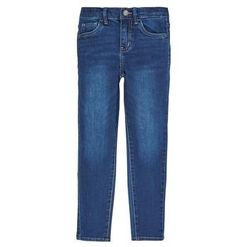 Abbigliamento Bambina Jeans skynny Levi's 710 SUPER SKINNY