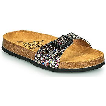 Schuhe Mädchen Pantoffel Plakton BOM Bunt