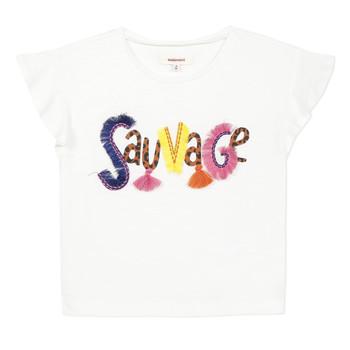 Abbigliamento Bambina T-shirt maniche corte Catimini ENZO