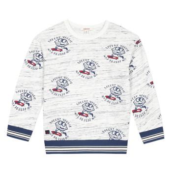 Kleidung Jungen Sweatshirts Catimini KATEL Weiß