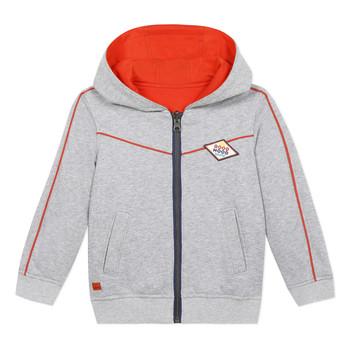 Kleidung Jungen Strickjacken Catimini ADELE Grau