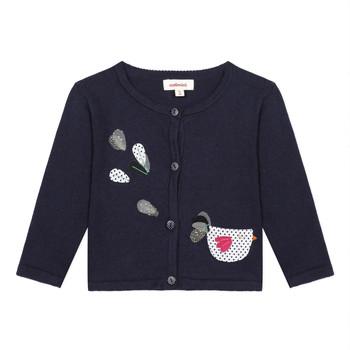 Kleidung Mädchen Strickjacken Catimini LOUNA