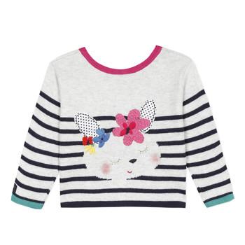 Abbigliamento Bambina Gilet / Cardigan Catimini ALEXIA
