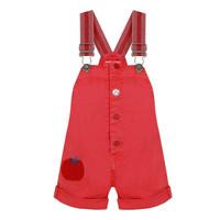 Vêtements Fille Combinaisons / Salopettes Catimini SIBYLLE Rouge