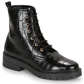 Chaussures Femme Boots André NAGAMMA Noir