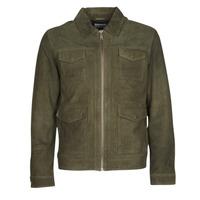 Vêtements Homme Vestes en cuir / synthétiques Selected SLHRALF