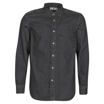 Abbigliamento Uomo Camicie maniche lunghe Diesel D-BER-P