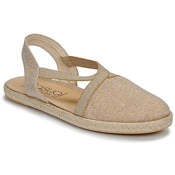 Chaussures Femme Sandales et Nu-pieds Casual Attitude MISSA