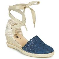 Schuhe Damen Sandalen / Sandaletten Betty London MARISSI Marineblau