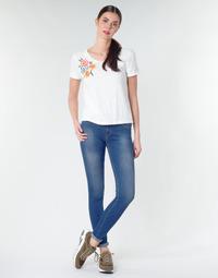 Abbigliamento Donna Jeans skynny Replay LUZ