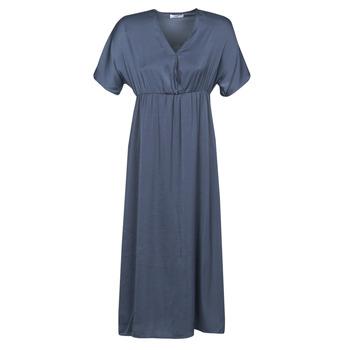 Kleidung Damen Maxikleider Betty London MOUDA Marineblau