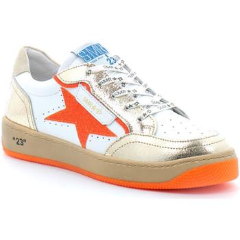 Chaussures Femme Baskets basses Semerdjian - ARTO Blanc