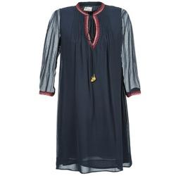 Kleidung Damen Kurze Kleider Stella Forest STALOU Blau