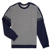 Kleidung Mädchen Sweatshirts Esprit ELISEE Grau