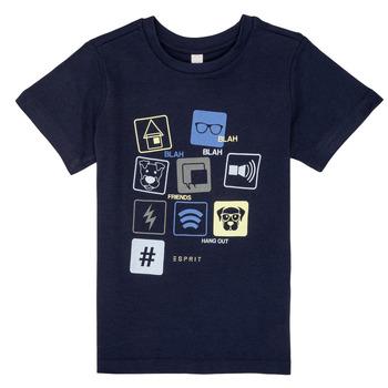 Vêtements Garçon T-shirts manches courtes Esprit ENZIEO