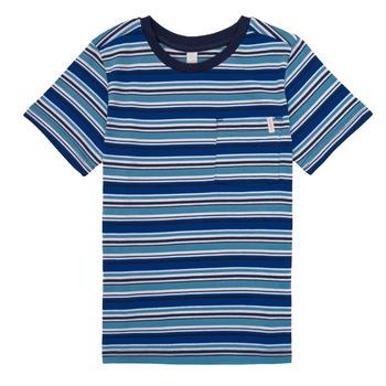 Kleidung Jungen T-Shirts Esprit ERNEST Blau