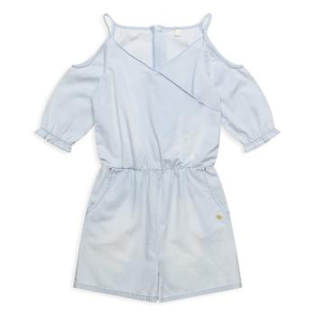 Kleidung Mädchen Overalls / Latzhosen Esprit FRANCESCO Blau