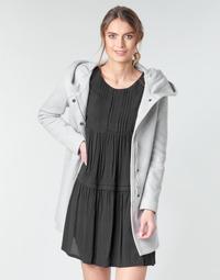 Kleidung Damen Mäntel Moony Mood ADELINE Grau / Hell
