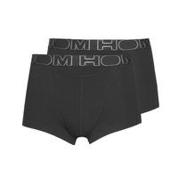 Sous-vêtements Homme Boxers Hom HOM BOXERLINES BOXER BRIEF HO1 PAXK X2 Noir