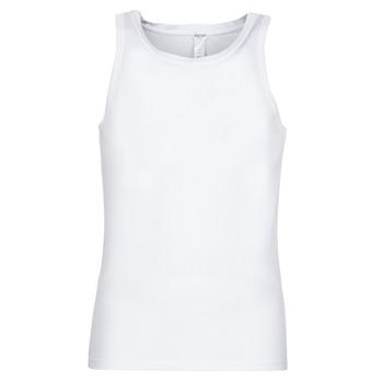Vêtements Homme Débardeurs / T-shirts sans manche Hom SUPREME COTTON TANKTOP Blanc