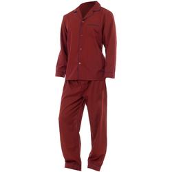 Vêtements Homme Pyjamas / Chemises de nuit Universal Textiles  Rouge