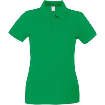Vêtements Femme Polos manches courtes Universal Textiles Casual Vert vif