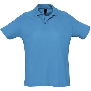 Vêtements Homme Polos manches courtes Sols Summer II Eau
