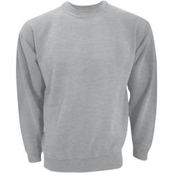 Vêtements Sweats Ultimate Clothing Collection UCC001 Gris