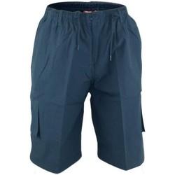 Vêtements Homme Shorts / Bermudas Duke Cargo Bleu marine