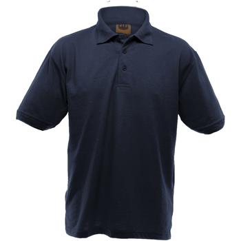 Vêtements Homme Polos manches courtes Ultimate Clothing Collection Pique Bleu marine